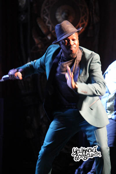 Anthony Hamilton Beacon Theatre 2012-8