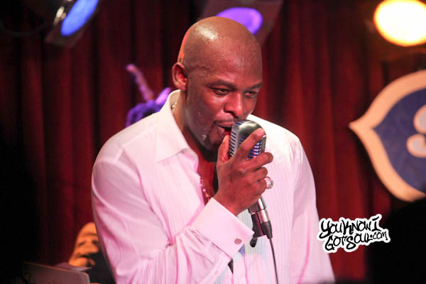 Joe Thomas Live BB Kings Sep 2012