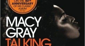 "Macy Gray to Release Stevie Wonder ""Talking Book"" Remake Album"