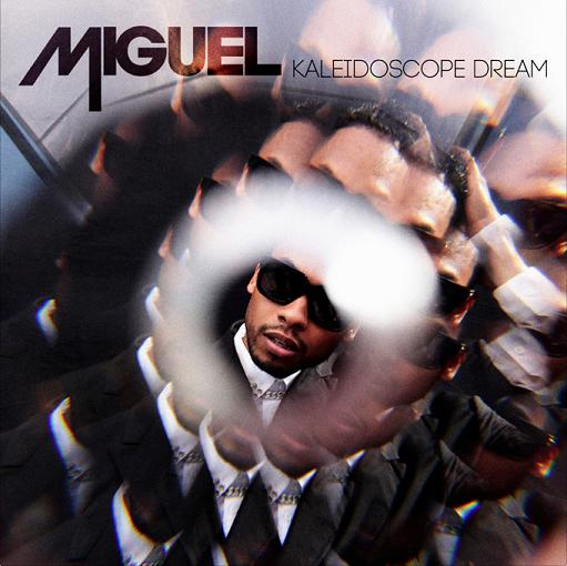 Miguel Kaleidescope Dream Album Cover