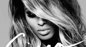 "CIARA CELEBRATES THE SUCCESS OF HER HIT SINGLE ""SORRY"""