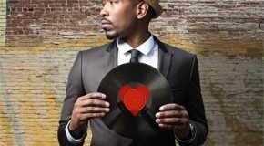 "Anthony David to Release New Studio Album, ""Love Out Loud,"" on November 13"