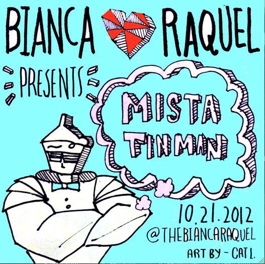 Bianca Raquel Mista Tin Man