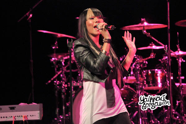 Bridget Kelly Live Best Buy Theater Oct 2012