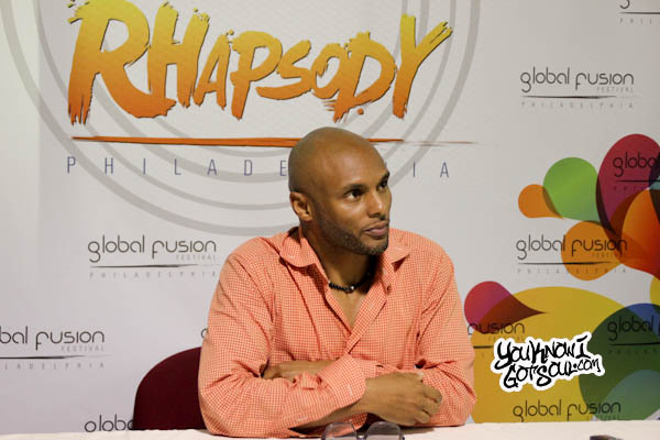 Kenny Lattimore Global Fusion Festival 2012-1