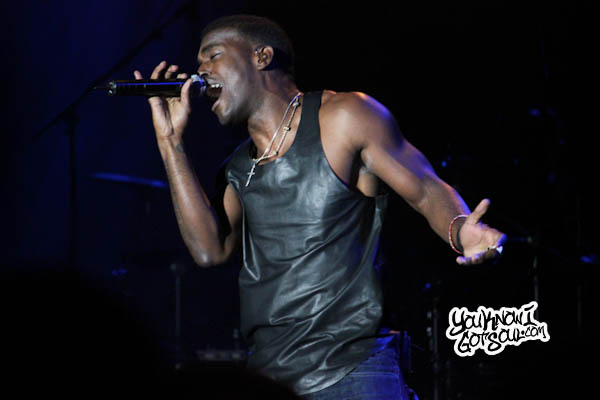 Luke James Best Buy Theater 2012-4