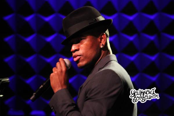 Ne-Yo Live Joes Pub 2012