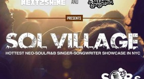 YouKnowIGotSoul Now Co-Producing Sol Village Showcase at SOBs in NYC
