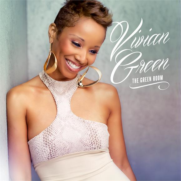 Vivian Green The Green Room Album Cover