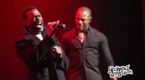 Event Recap & Photos: Luke James, Tank, Faith Evans & Lonny Bereal Perform at The Apollo Theater 11/24/12