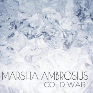Marsha Ambrosius Cold War Single Cover
