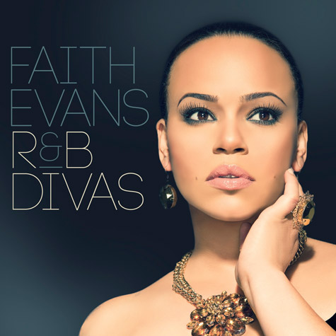 Faith Evans RnB Divas Album Cover