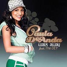 Paula DeAnda Walk Away