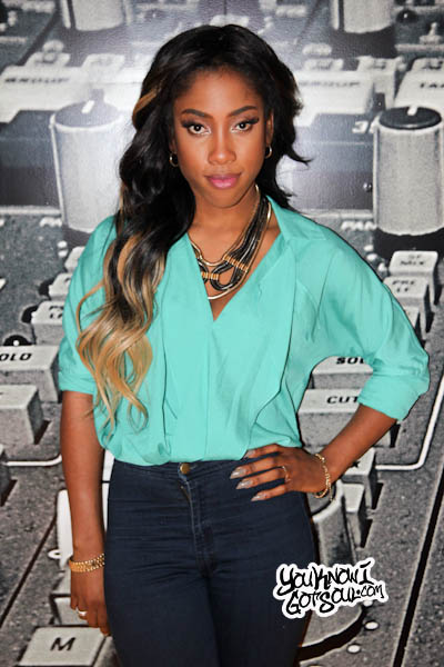 Sevyn YouKnowIGotSoul 2012 1 2 Interview: Sevyn Streeter   From Being a RichGirl to Writing with Chris Brown to Solo Stardom