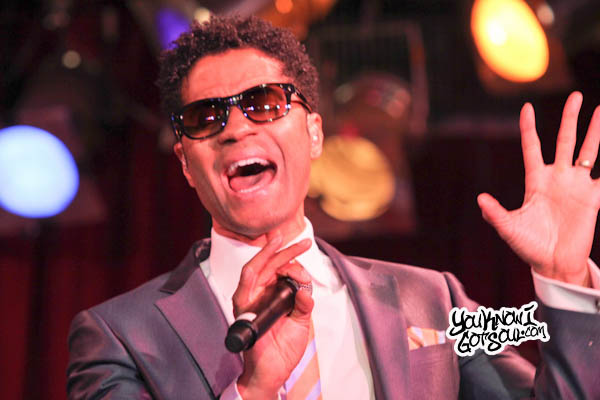 real love feels good father eric benet