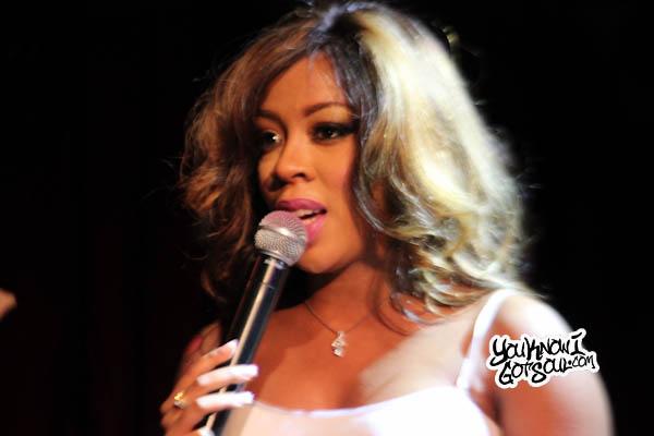 K. Michelle BB Kings 2013-10