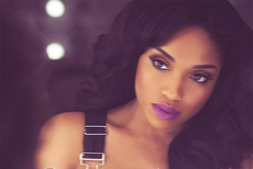 Interview With The Fight Now Over Brooke Valentine Looks To