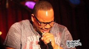 "Avant Performing ""Human Nature"" (Michael Jackson Cover) Live at B.B. King's"