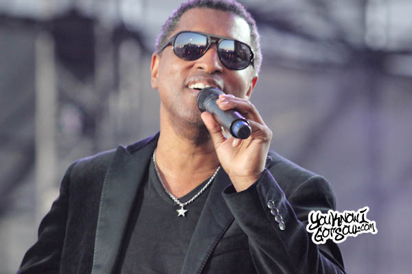Babyface Jazz in the Gardens 2013-2