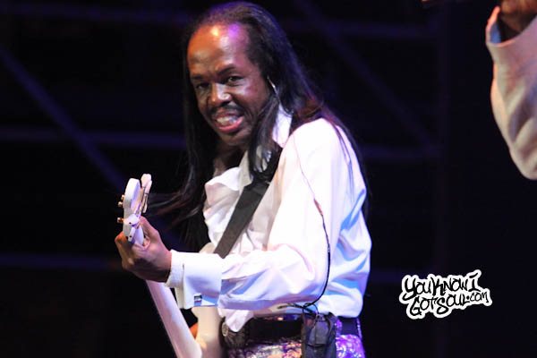 Earth Wind and Fire Jazz in the Gardens 2013-6