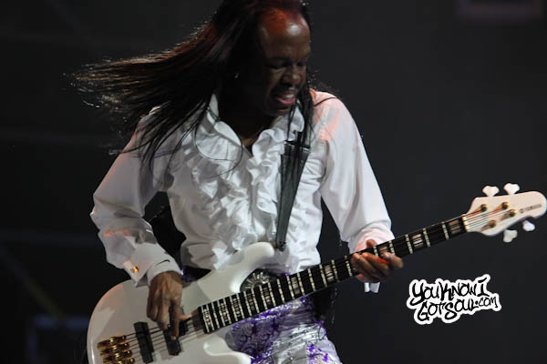 Earth Wind and Fire Jazz in the Gardens 2013-7