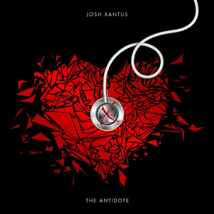 Josh Xantus The Antidote Cover