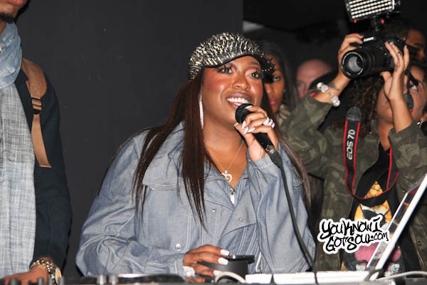Missy Elliott Banji Video Screening 2013-1