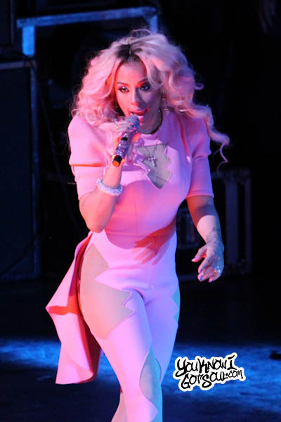 Keyshia Cole Beacon Theatre 2013-3