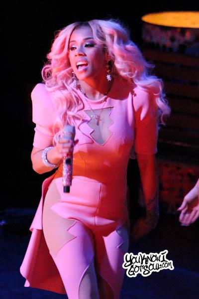 Keyshia Cole Beacon Theatre 2013-4
