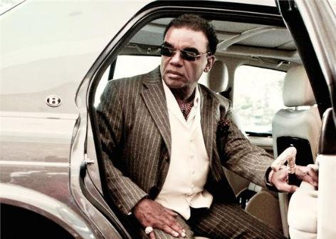 Ronald Isley Dinner and a Movie - edit