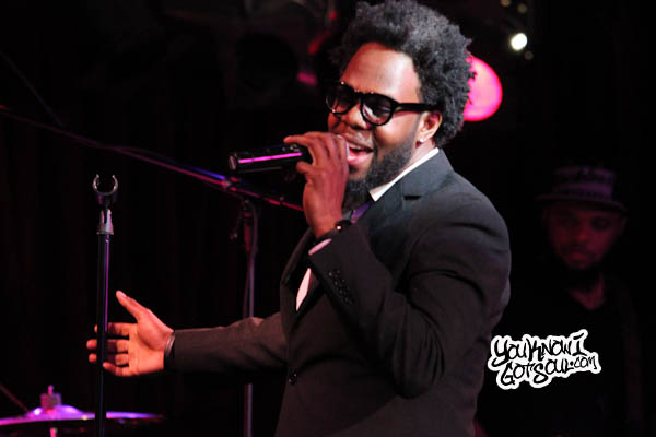 Dwele BB Kings May 2013-5