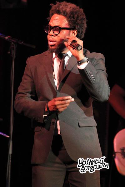 Dwele BB Kings May 2013-7