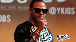 "Eric Bellinger Performing ""ASAP"" Live at SOBs for Sol Village (Video)"