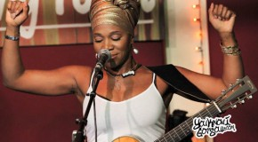 Event Recap & Photos: India Arie Performs for Last.FM Originals at The Living Room NYC