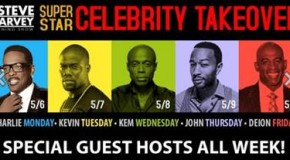 Kem Set to Host the Steve Harvey Morning Show May 8th