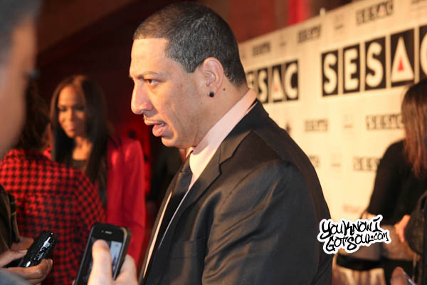 Kid Capri Sesac Awards 2013-1