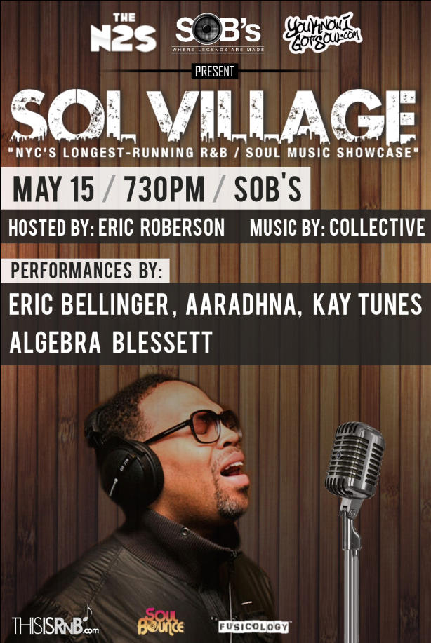 Sol Village May 2013 Flyer