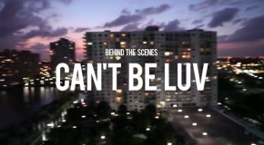 "Teedra Moses ""Can't Be Luv"" (Behind the Scenes Video)"