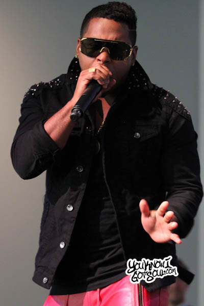 Bobby V. Apple Store Soho 2013-1