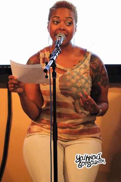 Chrisette Michele Better Listening Session 2013-5