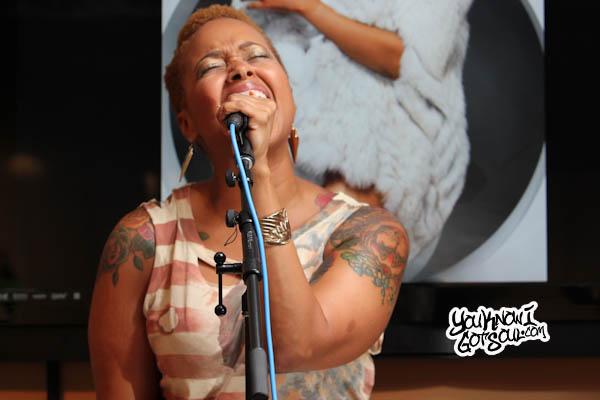 Chrisette Michele Better Listening Session 2013-6
