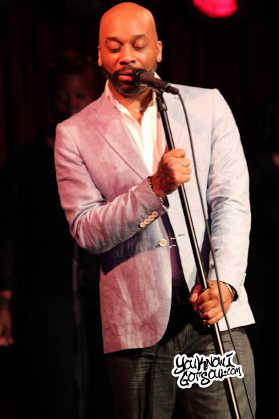 Rahsaan Patterson BB Kings 2013-2