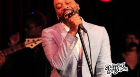 Event Recap & Photos: Rahsaan Patterson Performs at B.B. King's in NYC With Monet 6/9/13