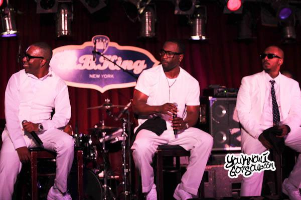112 BB Kings Slim Mike Q Daron 2013-18
