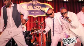 Event Recap & Photos: 112 Performs at B.B. King's in NYC 7/23/13