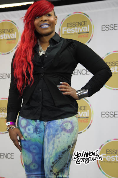 Alexis Spight Essence Music Festival 2013-1