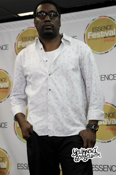 Big Daddy Kane Essence Music Festival 2013-1