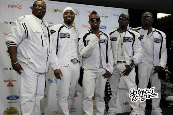 Blackstreet Essence Music Festival 2013-1