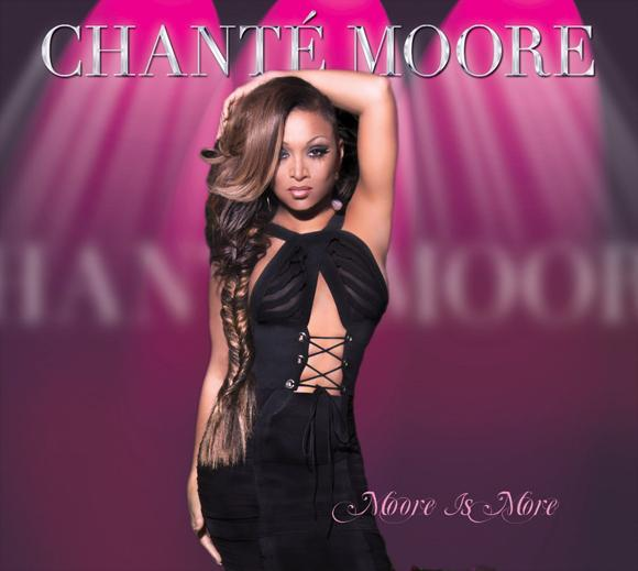 Chante Moore Moore is More