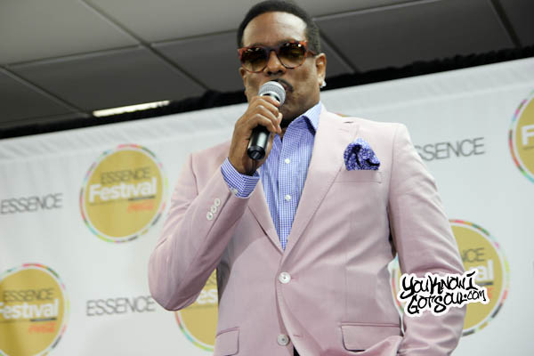 Charlie Wilson Essence Festival Press Room 2013-1